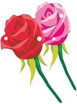 free vector Rose Flower Vetor 8