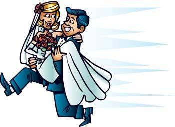 free vector Bride 13