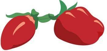 free vector Strawberry 3