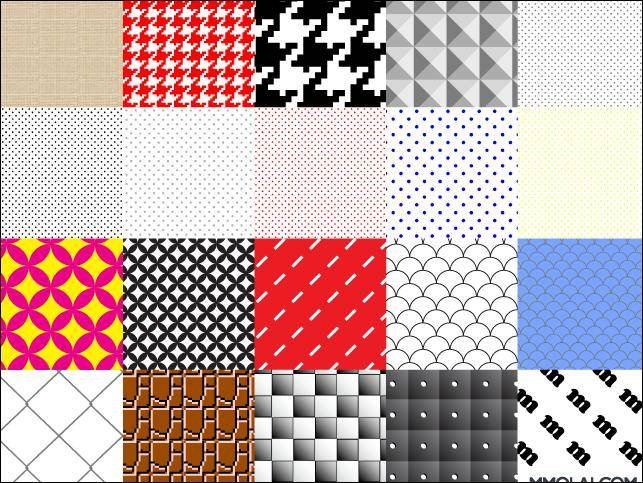 free vector Swatch Patterns Swatch Patterns