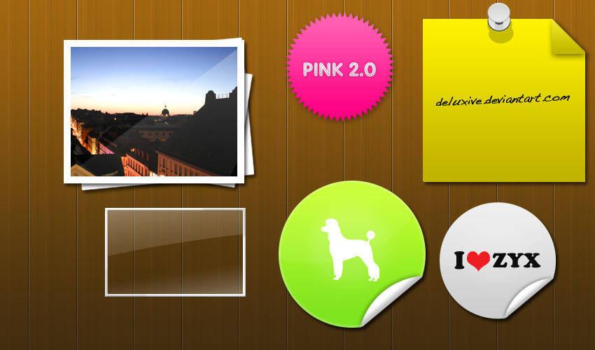 PSD Resource Pack Psd Psd Resource Website Elements