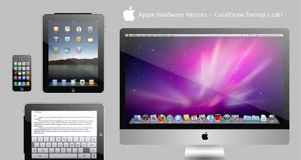 Apple Hardware Vectors Apple Hardware Vectors Apple Vectors Hardware Vectors