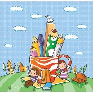 Vector Child 0000028 Book Boy Cartoon