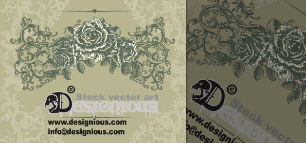 Free Vector Vintage Illustration Free