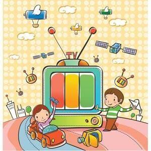 Vector Child 0000029 Background Blue Boy