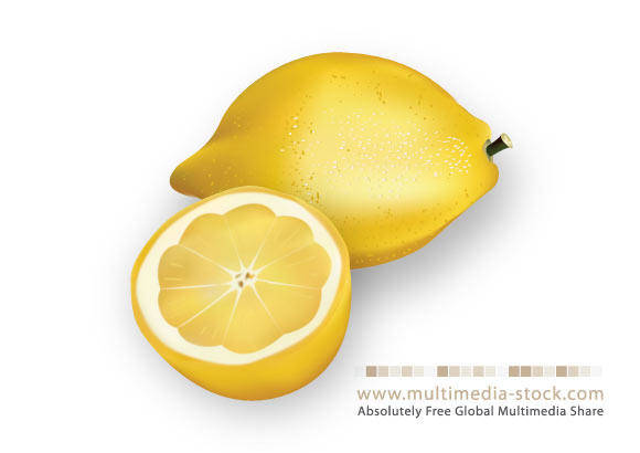 free vector Multimedia Stock Lemon