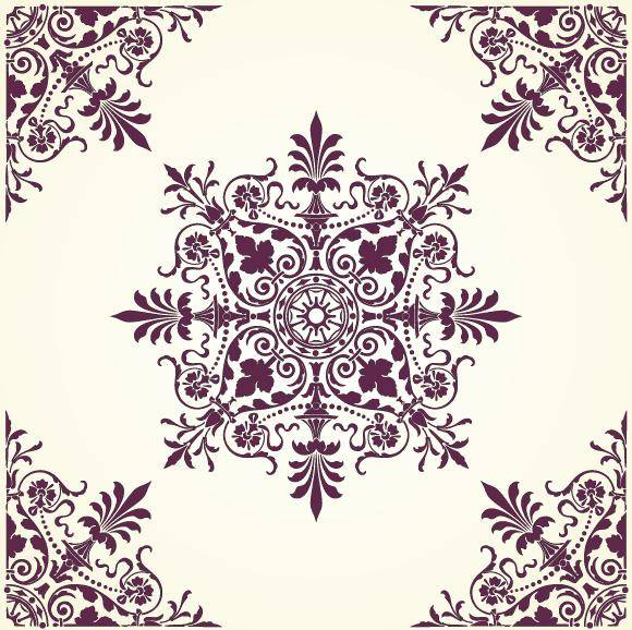 free vector Ornament variation
