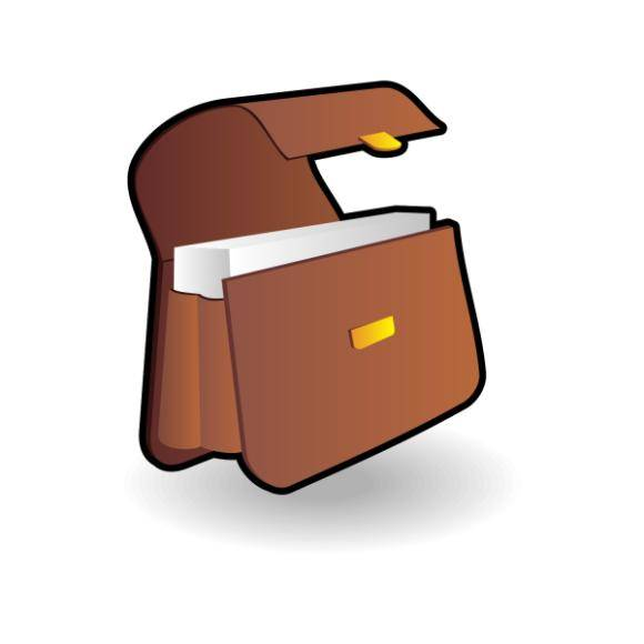 free vector Briefcase Icon