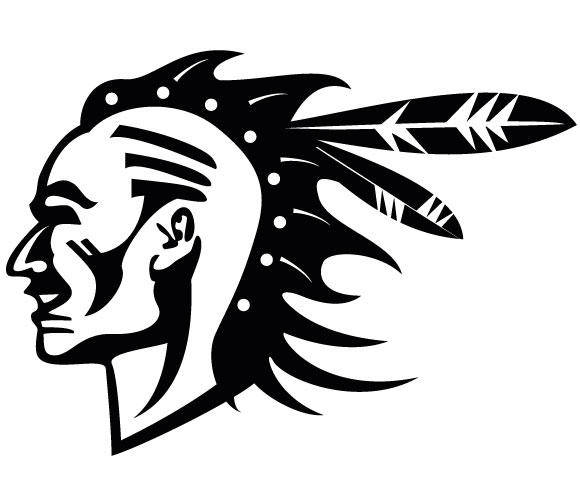 free vector American Indian Vector Image