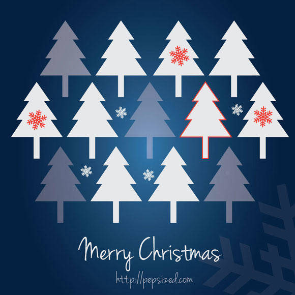 free vector Christmas Card Free Vector Graphic