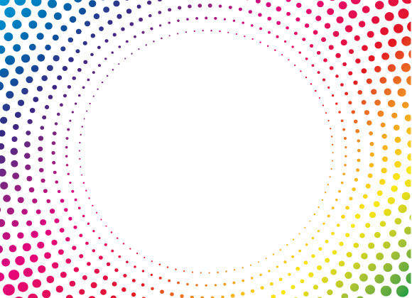 Abstract Dots Vector Artwork
