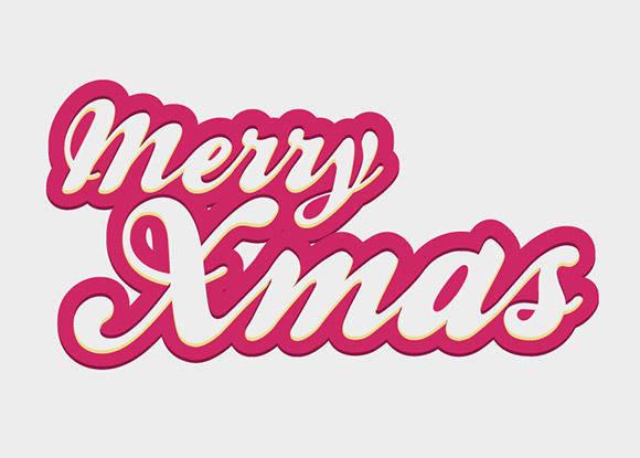 Christmas Sticker