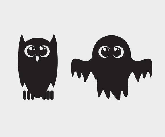 free vector Halloween Elements