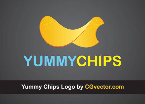 free vector Chips Logo