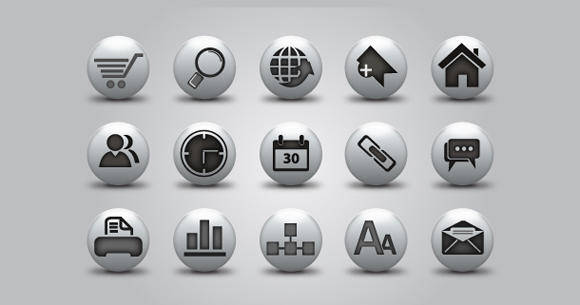 free vector Web Buttons Pack
