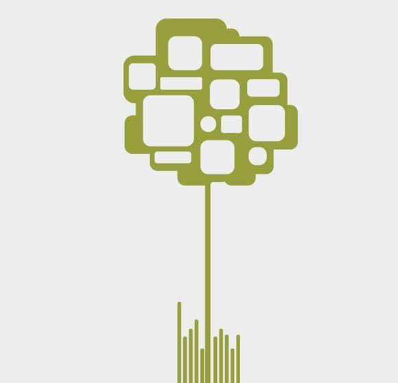 free vector Conceptual Tree
