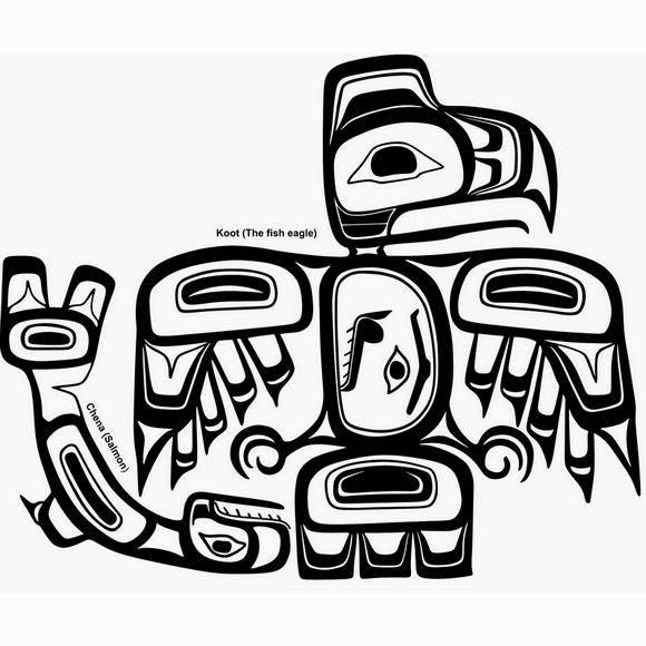 free vector Haida Design