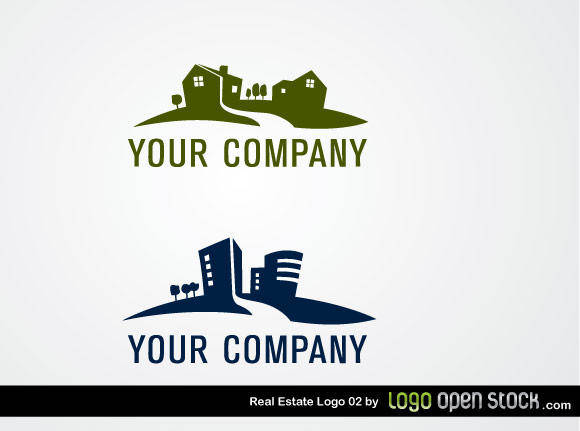 free vector Real Estate Logo