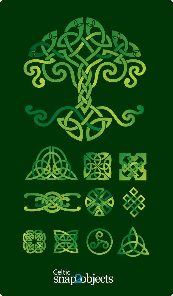 free vector Free Celtic Vector