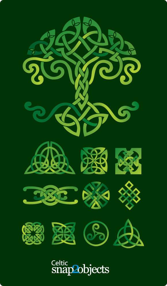 Free Celtic Vector