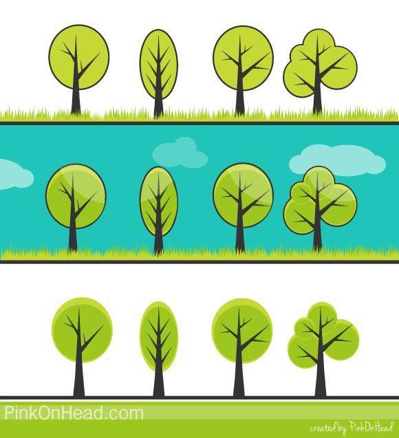 free vector Tree Vector