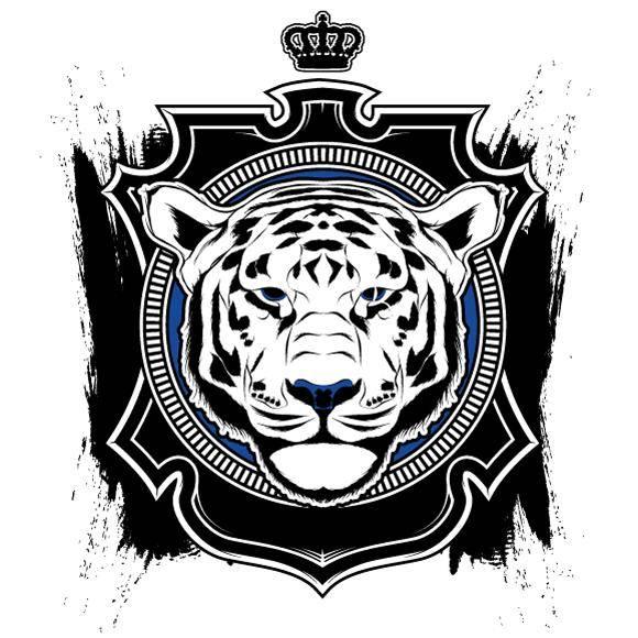 free vector Tiger Vector