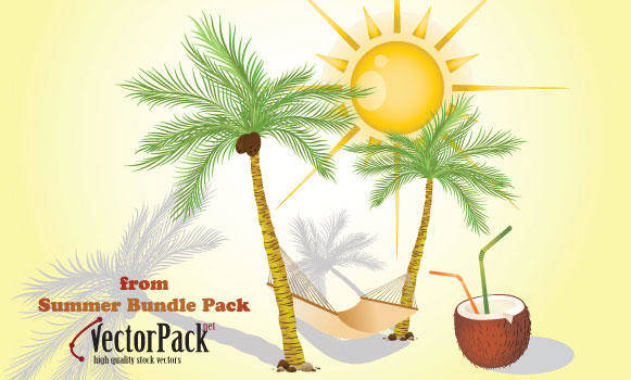 free vector Summer Bundle Free Samples