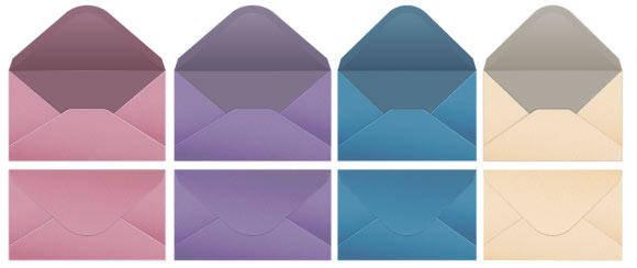 free vector Vector Envelopes