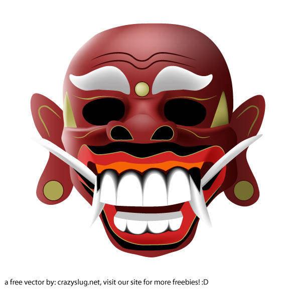 free vector Celuluk Mask