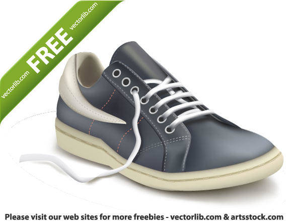 free vector Sports Shoe - Sneakers