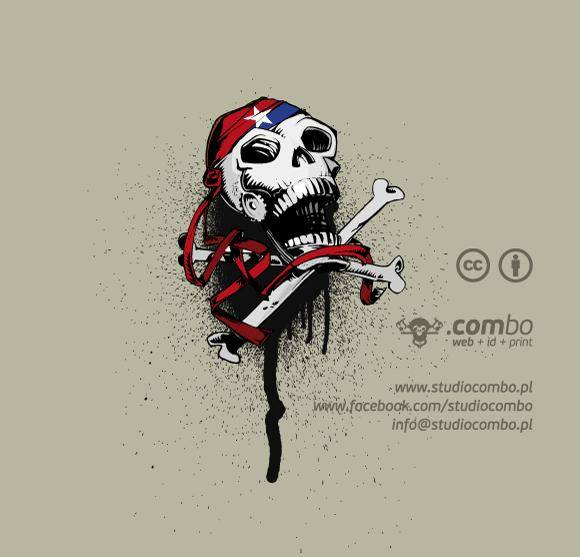free vector Jolly Roger