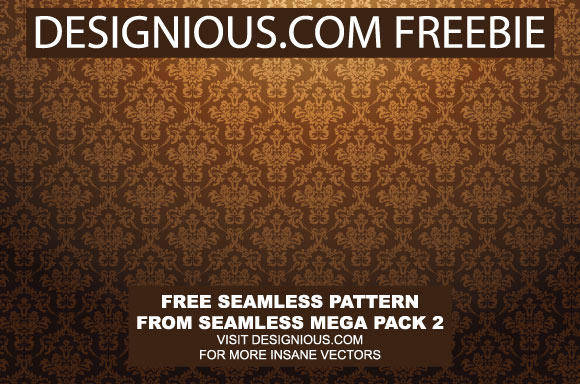 Baroq Seamless Pattern