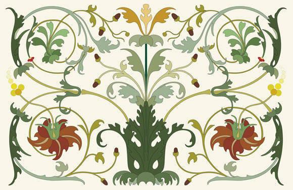 free vector Ornament Vector