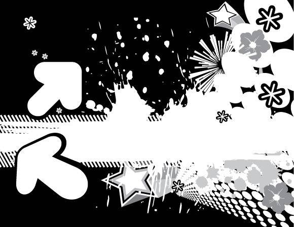 Abstract Vector Image 124654