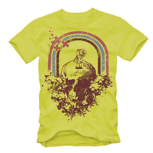 Free Retro T-Shirt Design