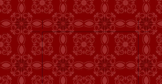 free vector Red floral pattern free vector