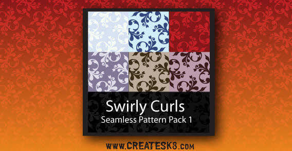 free vector Free illustrator scrap booking seamless pattern