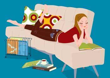 free vector Girl in lay position vector 16