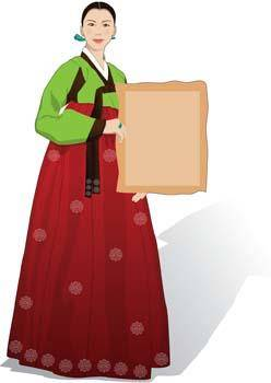 free vector Japanese women 6