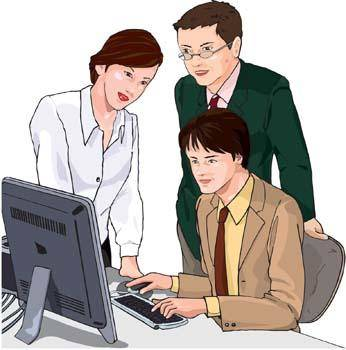 free vector Business people 12