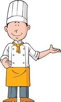 free vector Chef 13