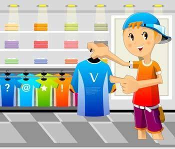 free vector Shopping vector 13
