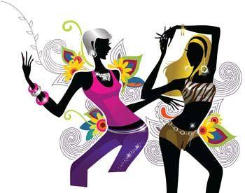 Dance vector 19