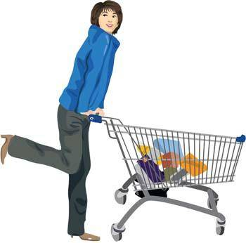 Shopping vector 5