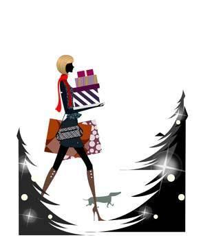 free vector Shopping urban 6