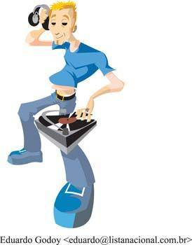 free vector Disc Jockey 7