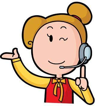 free vector Phone Operator 5