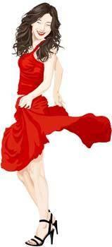 Dance vector 15