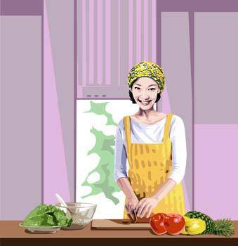 free vector Chef 11