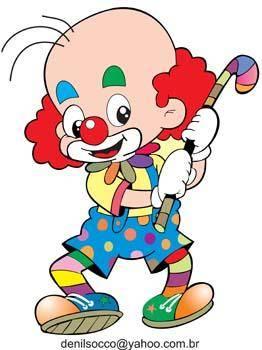 free vector Clown 2